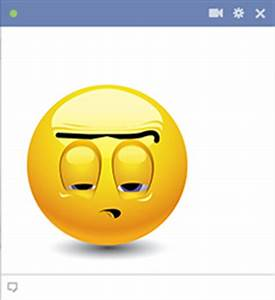 Gallery For > Dull Face Emoticon