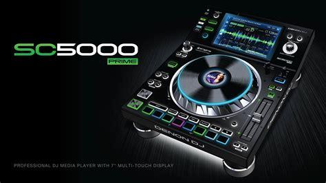 Pioneer Ddj Sx2 by Nuevo E Impresionante Reproductor Multimedia Denon Sc5000
