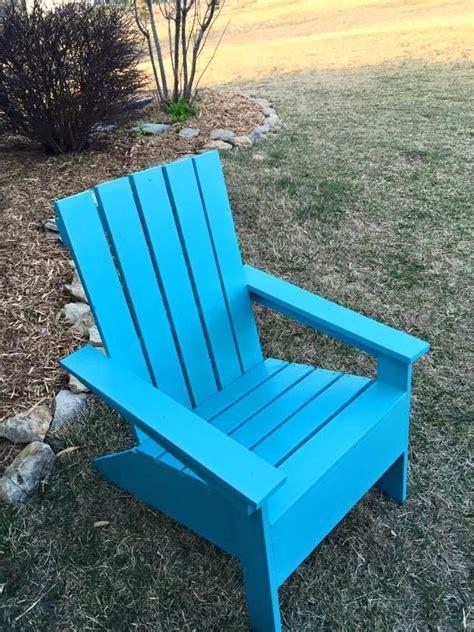 teal adirondack chair ana whitecom  plan simple