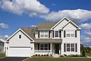 Suburban, House, Royalty, Free, Stock, Image