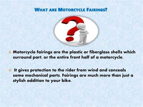 Motorcycle Fairings And Types Of Bike Fairings