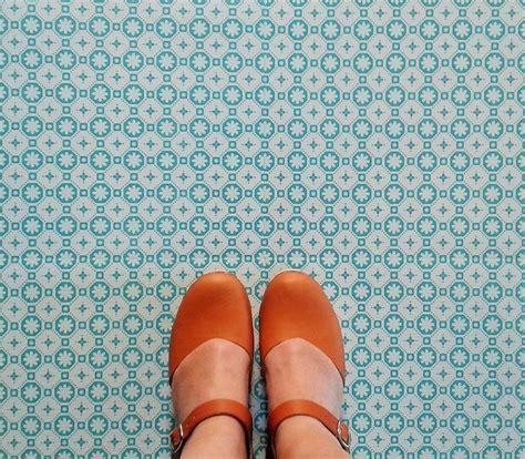 Bali Vinyl Flooring. Retro Vinyl Floor tiles for your home