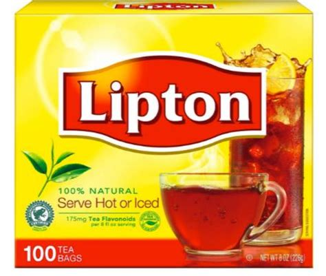 World's Top 10 Best Selling Tea Brands 2017 - Most Used