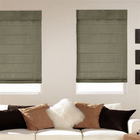 Fabric Shades by Light Filtering Fabric Shades Five Colors Free
