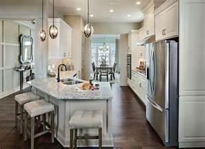 27 Gorgeous Kitchen Peninsula Ideas (Pictures) - Designing