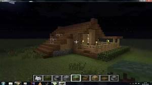 Minecraft Migliore casa iniziale in legno ITA HD YouTube
