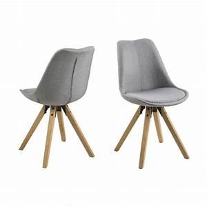 Chaise Bois Scandinave : chaise salle manger crosss chaise martinique guadeloupe ~ Teatrodelosmanantiales.com Idées de Décoration