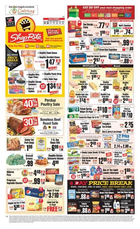redners sinking weekly ad starts sunday shoprite weekly circular budget gt weekly
