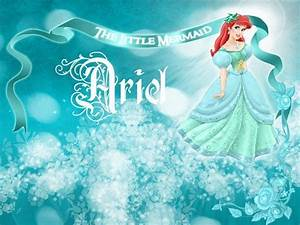 Wallpapers Princess Ariel - Wallpaper Cave