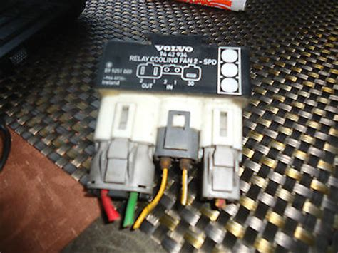 mustang electric fan controller volvo 2 speed electric fan controller relay lincoln mark