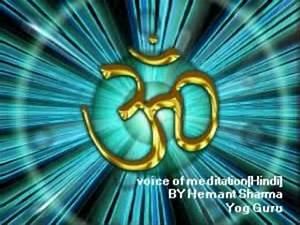 Voice of Meditation[In Hindi] - YouTube