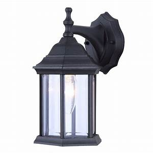 single bulb exterior wall lantern light fixture sconce With lantern wall sconce
