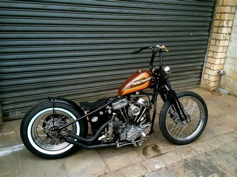 25+ Best Ideas About Harley Panhead On Pinterest
