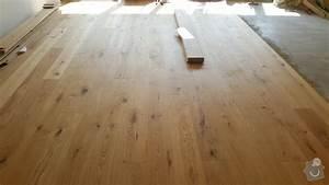 Pokládka dřevěné podlahy lepením
