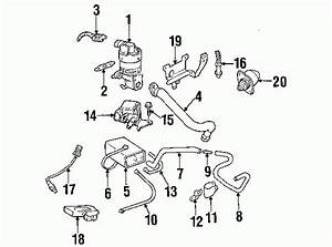 2005 Chevy Impala Parts Diagram