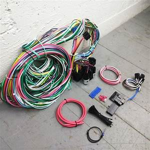 Chevy S10   Gmc Sonoma Under Dash 12v Wire Harness Kit For