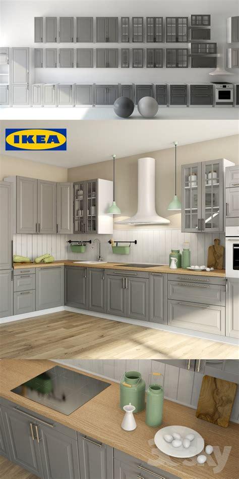 ikea kitchen ideas 2014 3d models kitchen lidingö ikea ikea bodbyn