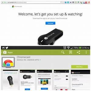 Android App Download : how to set up chromecast in 5 easy steps video ~ Eleganceandgraceweddings.com Haus und Dekorationen