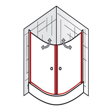 Hochwertige Baustoffe Breuer Duschkabine Ersatzteile Dichtung