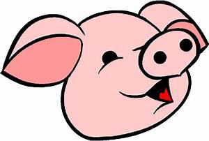 Pig Face Clipart - ClipArt Best - Cliparts.co