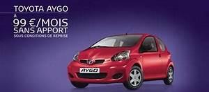 Toyota Loa Sans Apport : votre toyota aygo 99 mois sans apport toyota toys motors ~ Medecine-chirurgie-esthetiques.com Avis de Voitures