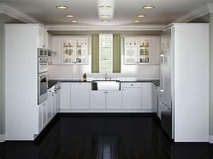 small kitchen makeover ideas u shaped kitchen design ideas With small u shaped kitchen design ideas