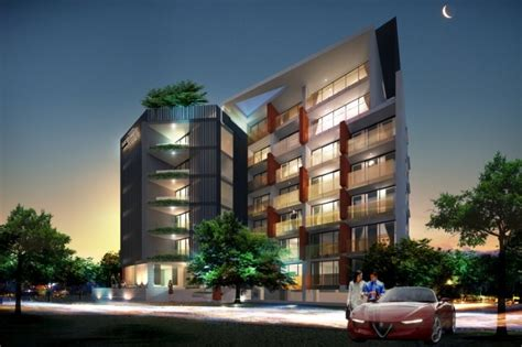 new modern styled condominiums jomtien business in siam