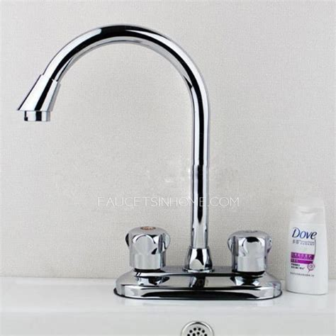 kitchen faucet cheap cheap rotatable kitchen sink faucet of two handles