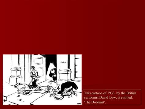 David Low The Doormat by Manchuria Interpretation