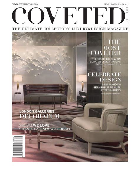 coveted magazine 01 by covet edition issuu