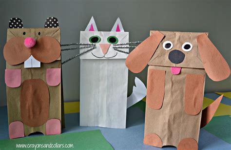 easy paper bag puppets paper bag puppets puppet and craft 137 | bda54b0eec37f7a6e79359d9e0d4f293