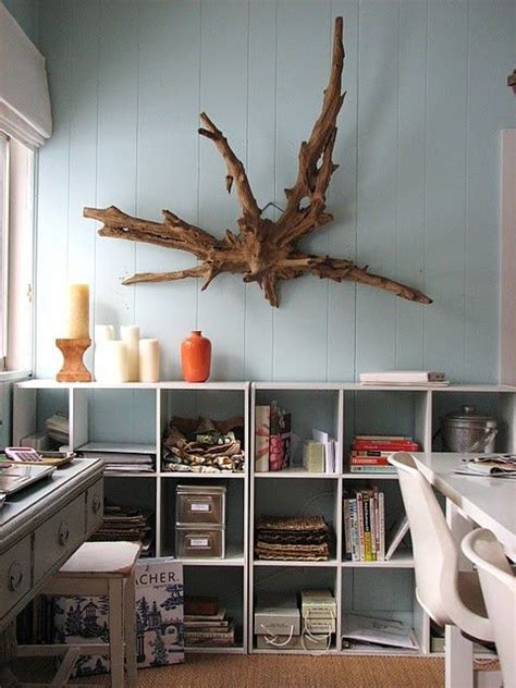 ideas   driftwood  home decor digsdigs