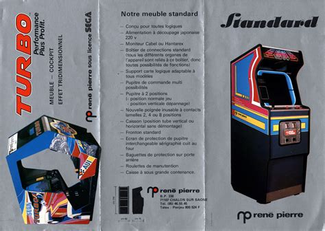 The Arcade Flyer Archive Video Game Flyers Zaxxon Rene