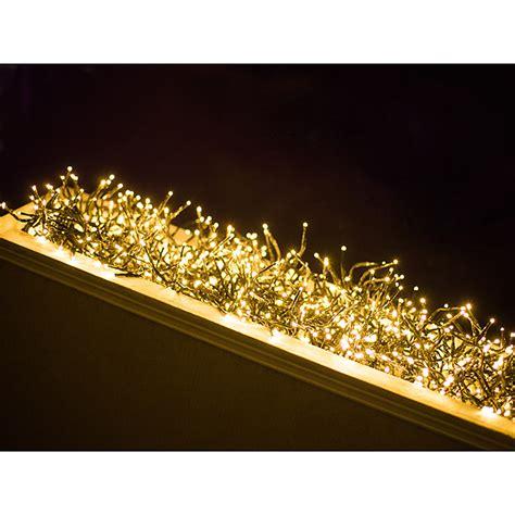 cluster lichterkette warmweiss tween light led lichterkette cluster au 223 en 768 flammig kabell 228 nge 4 5 m warmwei 223 3102