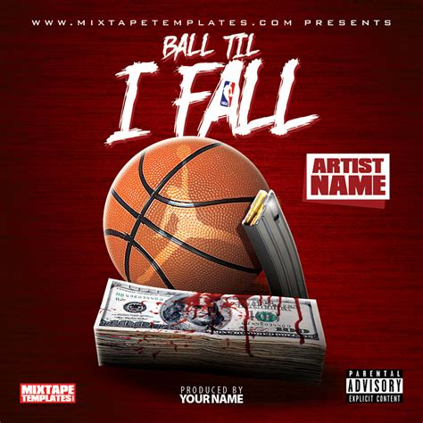 mixtape cover template til i fall mixtape cover template by filthythedesigner on deviantart