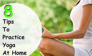 Yoga At Home : practice yoga at home lady care health ~ Orissabook.com Haus und Dekorationen