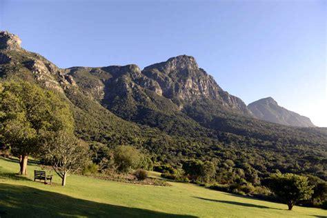 Botanischer Garten Kapstadt by S 220 Dafrika Kirstenbosch Botanischer Garten Am Tafelberg