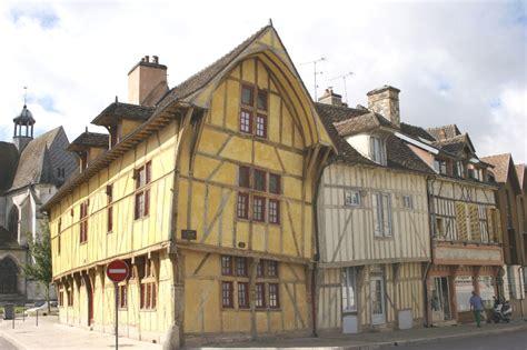 la maison du boulanger troyes les maisons 224 colombages de troyes