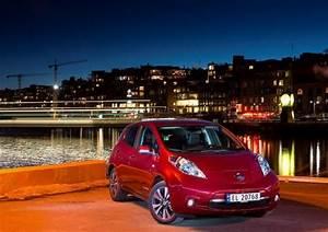 Autonomie Nissan Leaf : nissan leaf 2016 une autonomie en hausse de 25 ~ Melissatoandfro.com Idées de Décoration