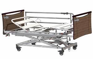 Lit Médicalisé À Domicile : location de lit m dicalis bastide le confort m dical ~ Melissatoandfro.com Idées de Décoration