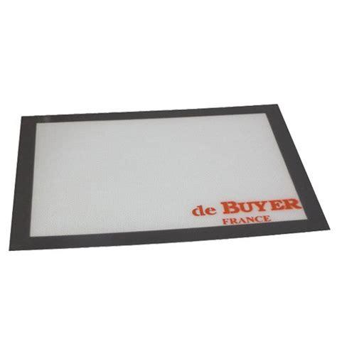 tapis de cuisson fibre de verre pro 30x40cm de buyer kookit