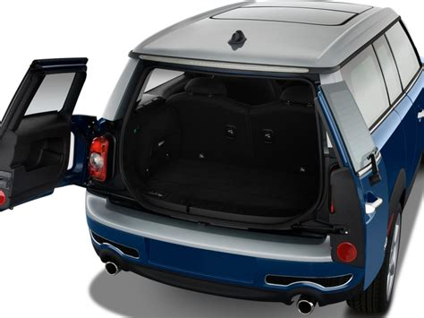 image  mini cooper clubman  door coupe  trunk size