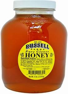 Pure Clover Honey - 5 lb.