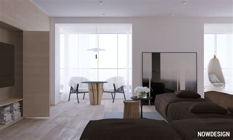 3 Modern Minimalist Apartments For Families by Home Designing 3 Modern Minimalist Apartments For