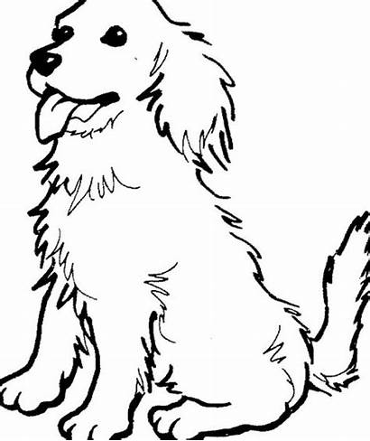 Coloring Pages Puppy Printable Dogs Dog