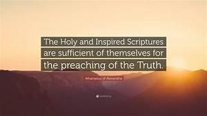 Athanasius of A... Athanasius Of Alexandria Quotes