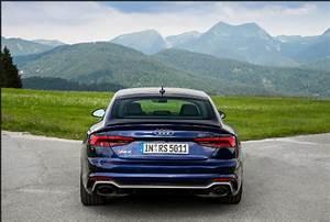 2018 Audi Rs5 Sportback Owners Manual