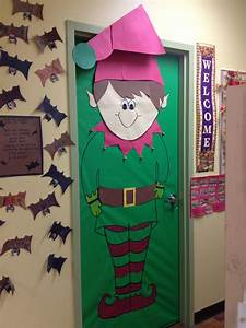 Another, Christmas, Theme, For, A, Classroom, Door