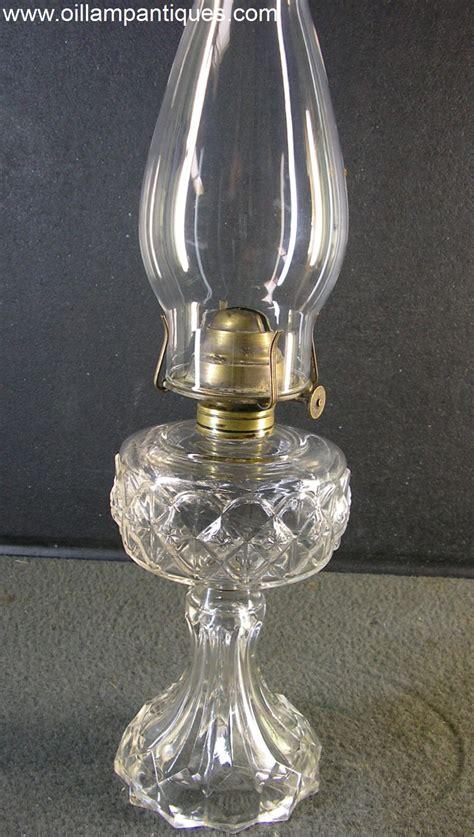 Kerosene Oil Lamp Wicks by Ava Glass Lamp Circa 1893 Oil Lamp Antiques