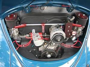 Volkswagon Beetle Engine